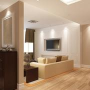 完美的欧式风格大户型客厅装修效果图鉴赏