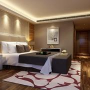 100平米精美现代简约风格卧室装修效果图