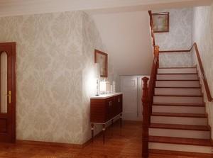 完美的现代别墅型欧式楼梯装修效果图鉴赏