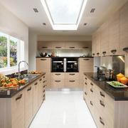 120平米精致的欧式厨房装修效果图鉴赏