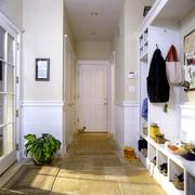 精美的大户型室内欧式鞋柜装修效果图欣赏
