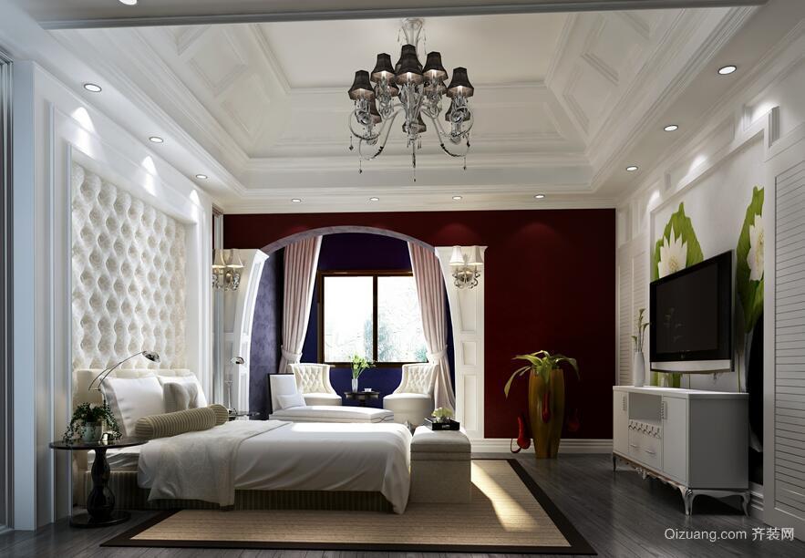 2016后现代装修风格卧室装修效果图鉴赏