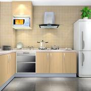 2016经典的欧式风格大户型厨房装修效果图