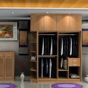 现代欧式经典大户型鞋柜装修效果图实例