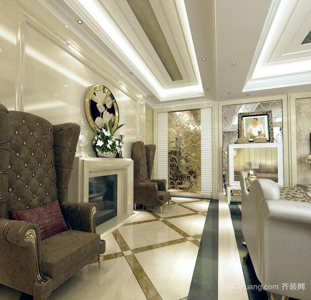 现代室内完美的大户型玄关装修效果图鉴赏