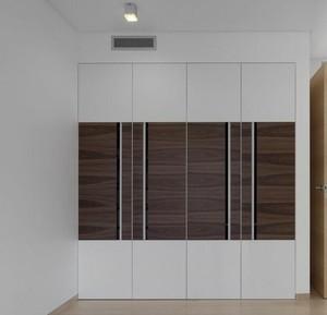 2016大户型现代欧式风格整体衣柜装修效果图
