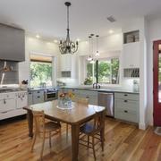 现代室内厨房设计