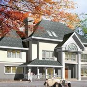 现代农村别墅设计
