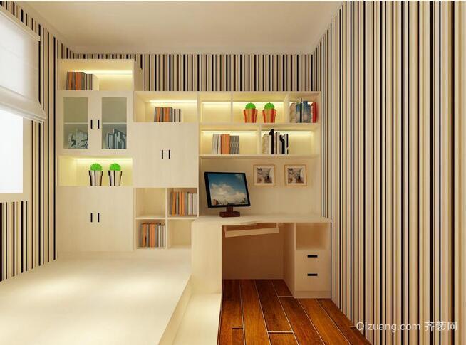 现代室内小户型榻榻米装修效果图鉴赏