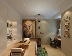 大户型现代时尚的室内榻榻米装修效果图鉴赏