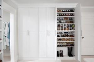 小户型现代欧式鞋柜装修效果图实例