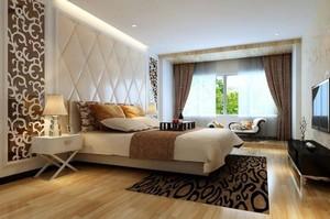 100平米欧式风格卧室装修效果图鉴赏
