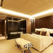 110平米欧式卧室吊顶装修效果图鉴赏