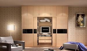 120平米大户型欧式风格衣柜装修效果图实例