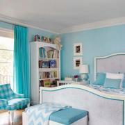 现代室内窗帘设计