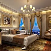 室内床铺设计图