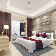 2016年全新款欧式风格卧室装修效果图