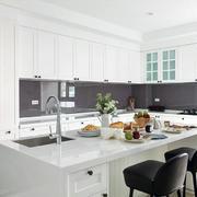 别具匠心大户型开放式厨房装修效果图实例