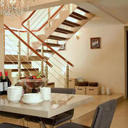 唯美的楼梯装修