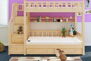 三居室欧式儿童房高低床装修效果图鉴赏