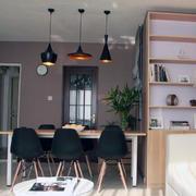 小户型欧式现代餐厅简单装修效果图