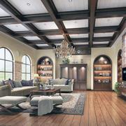 经典的地板砖设计