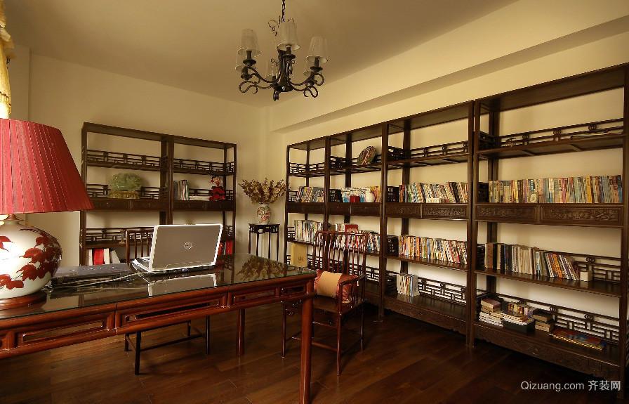 2016年经典书房装修效果图成功案例示范