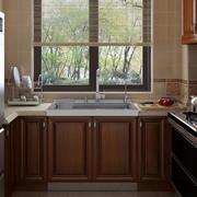 厨房地板装修效果图