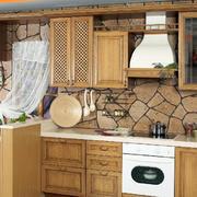 简约自然分各个厨房效果图