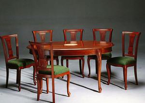 现代简约风格大户型家庭餐桌椅装修效果图实例