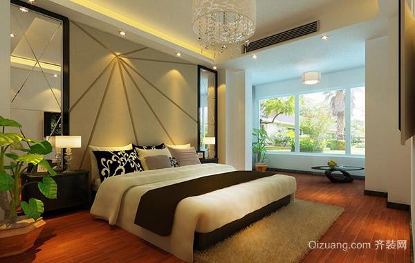 大户型现代主义风格卧室吊顶装修效果图欣赏