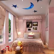 可爱女生儿童房装修效果图