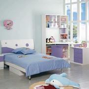 大户型时尚经典的温馨儿童房装修效果图