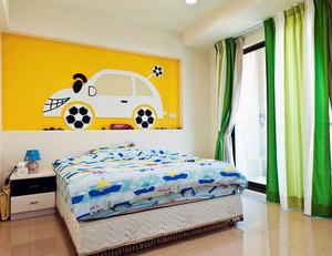 别墅型精致的儿童房间装修效果图鉴赏