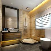 卫生间镜子装修图