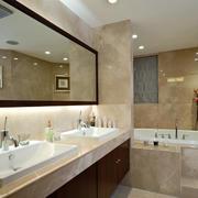 卫生间洗手池装修