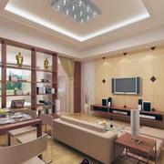 现代室内隔段设计