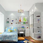 儿童房组合柜设计
