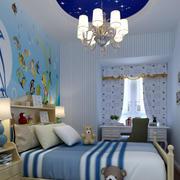 儿童房卧室背景图