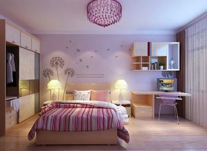 大户型和120平米现代时尚儿童房装修效果图