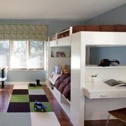 儿童房地板装修