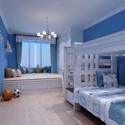 地中海双层床装修