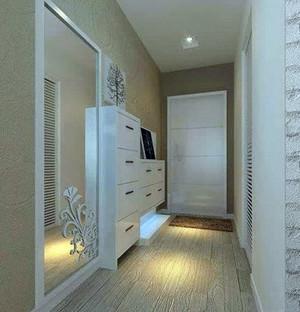 120平米别墅精美玄关设计装修效果图