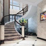 独特的楼梯装修图