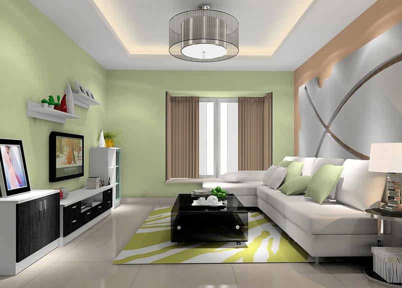 现代简约又不失时尚的卧室装修效果图-齐装网装修效果