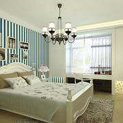 地中海风情卧室装修图