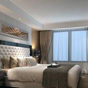 精美时尚的欧式大户型卧室设计装修效果图
