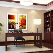 奢华中式书房装修图