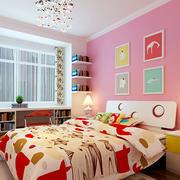 可爱时尚儿童房装修图