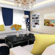 室内窗帘设计图